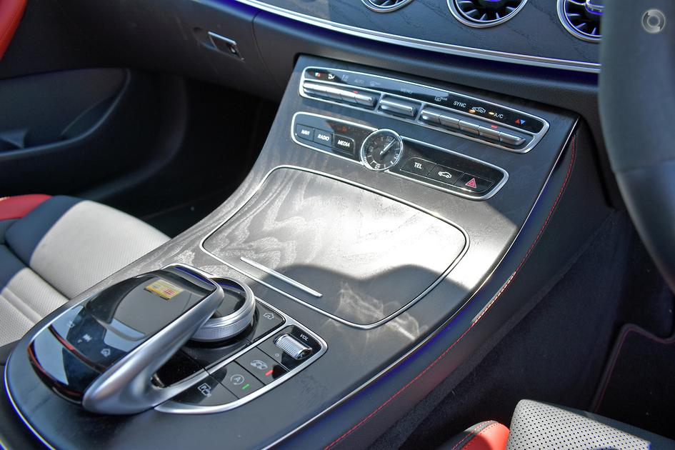 2019 Mercedes-Benz E 53 AMG Coupe
