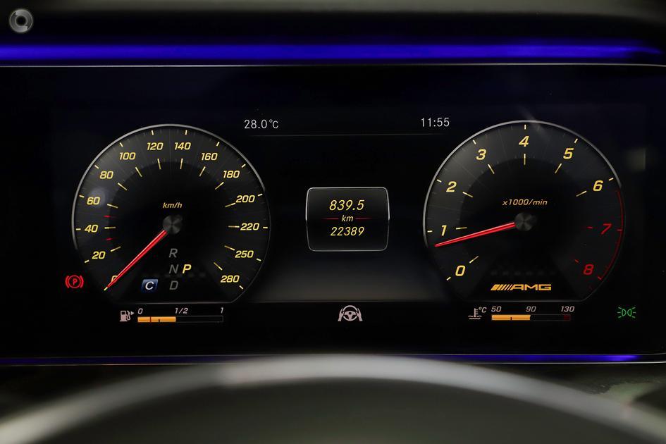 2017 Mercedes-Benz E 43 AMG Sedan