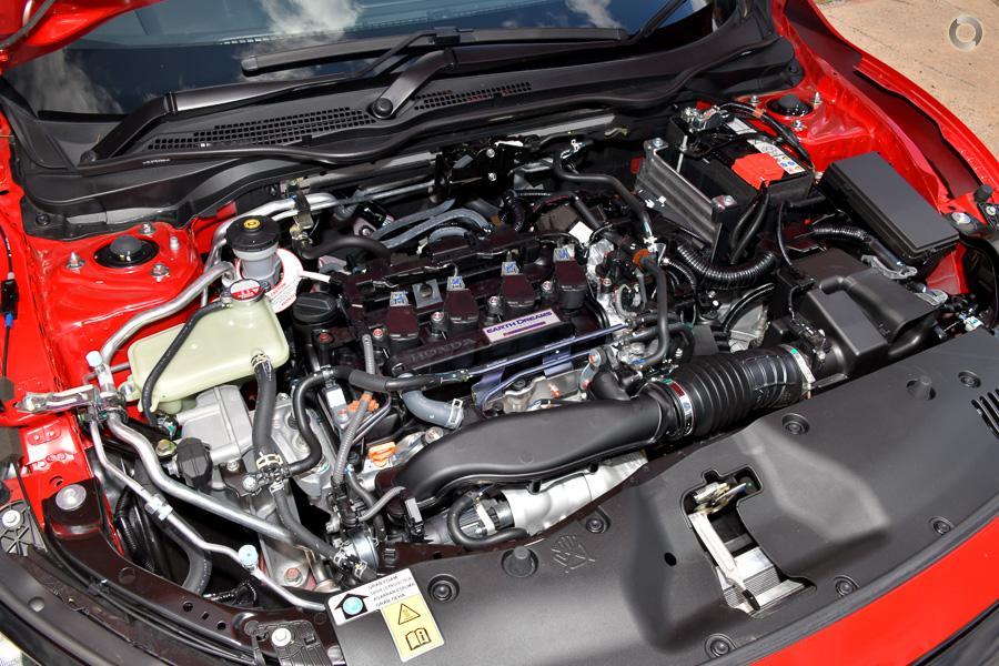 2018 Honda Civic RS 10th Gen