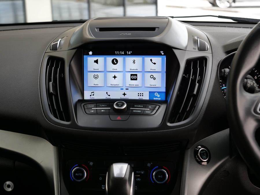 2017 Ford Escape Trend ZG