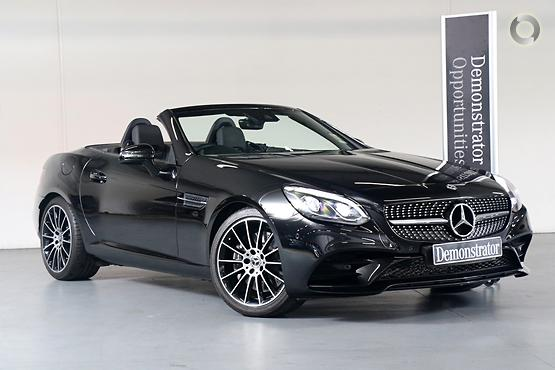 2018 Mercedes-Benz <br>SLC 200