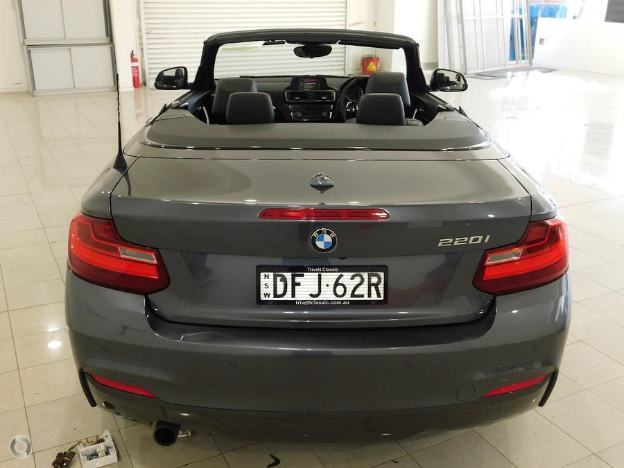2016 BMW 220i M Sport  F23