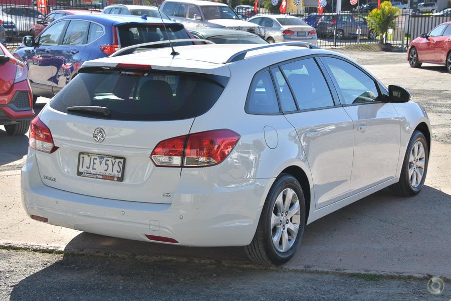 2016 Holden Cruze CD JH Series II