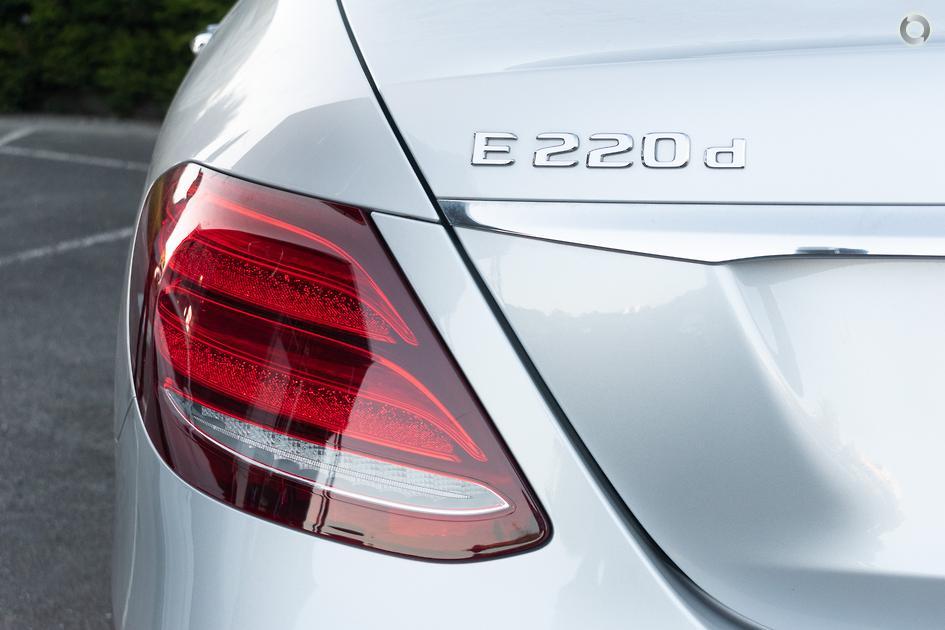 2018 Mercedes-Benz E 220 D Sedan