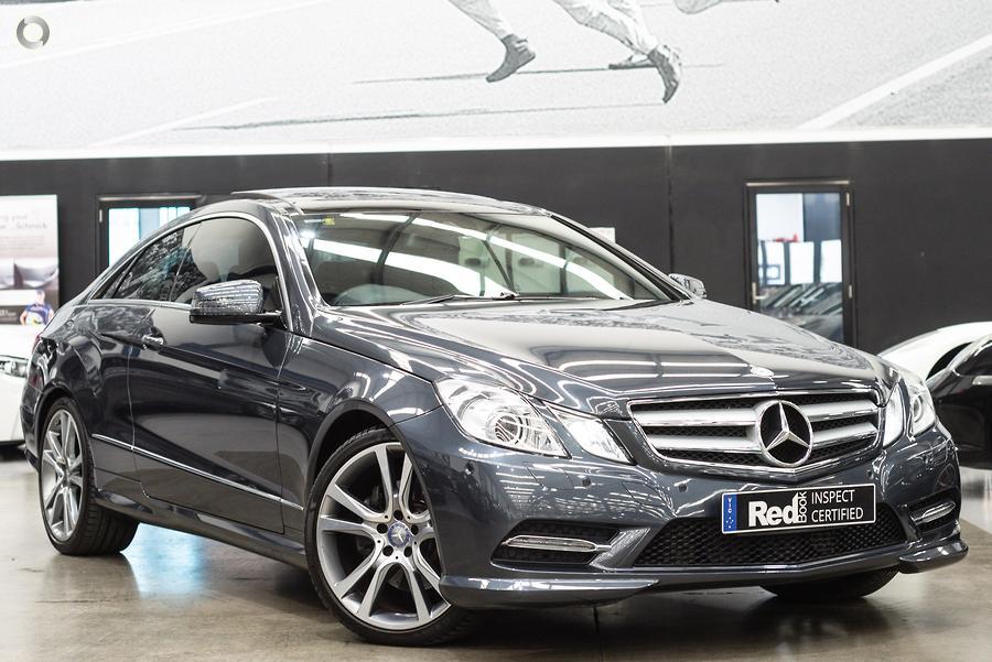2013 Mercedes-Benz E250  C207