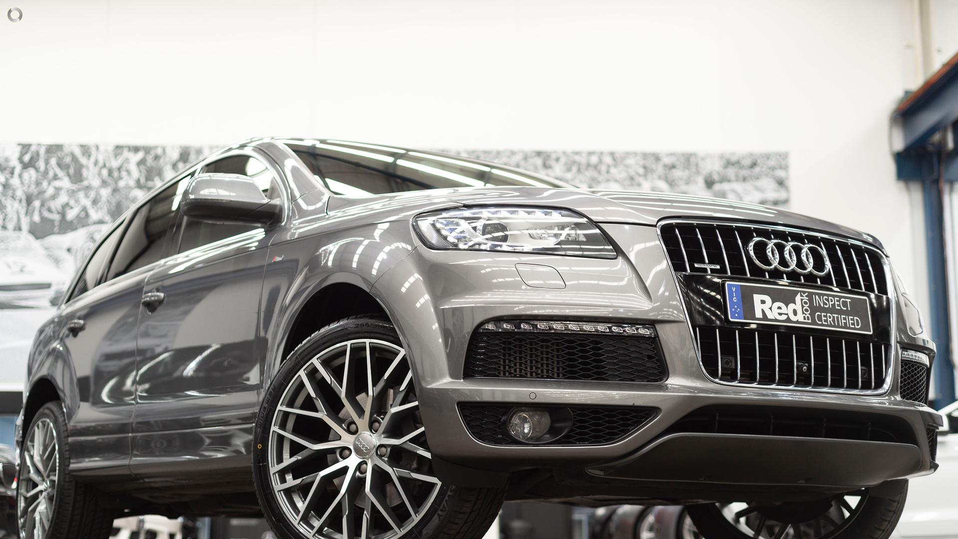 2013 Audi Q7 (No Series)