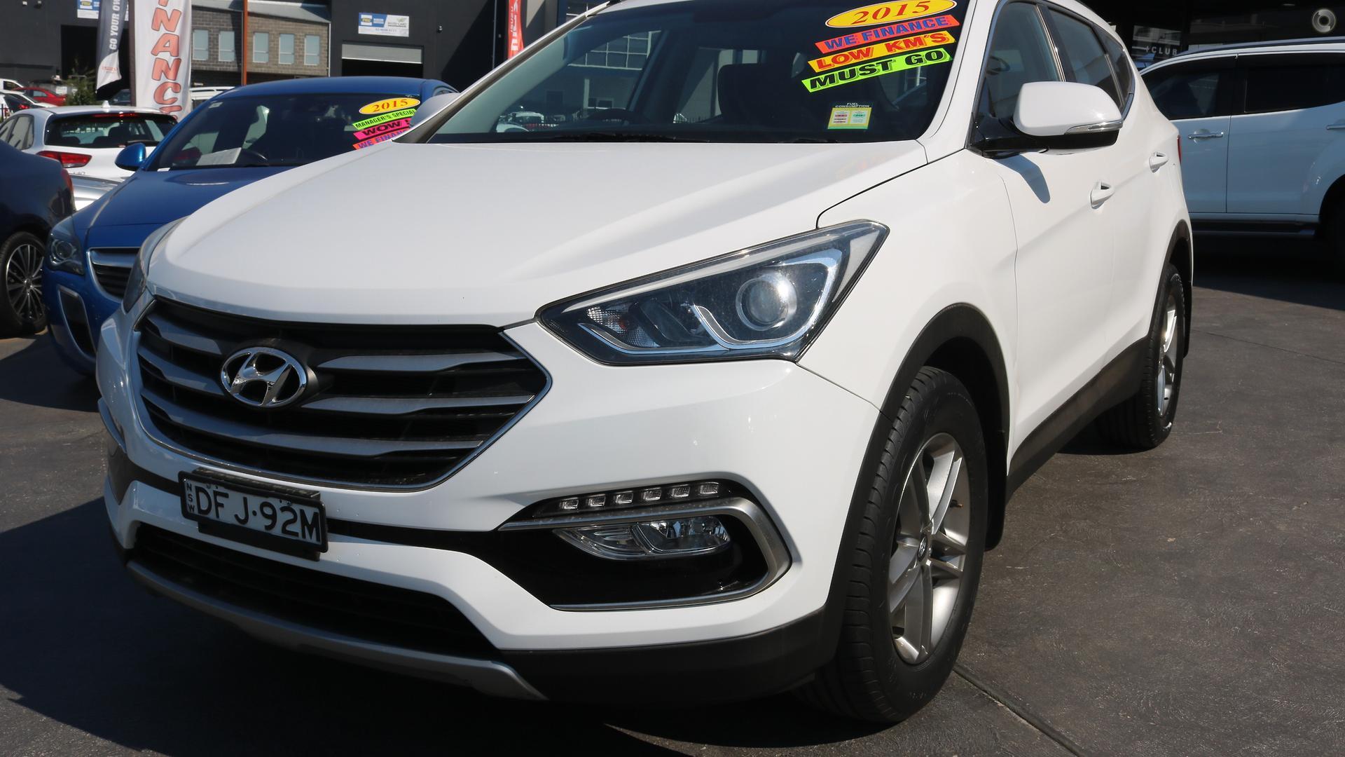 2016 Hyundai Santa Fe Active DM3 Series II