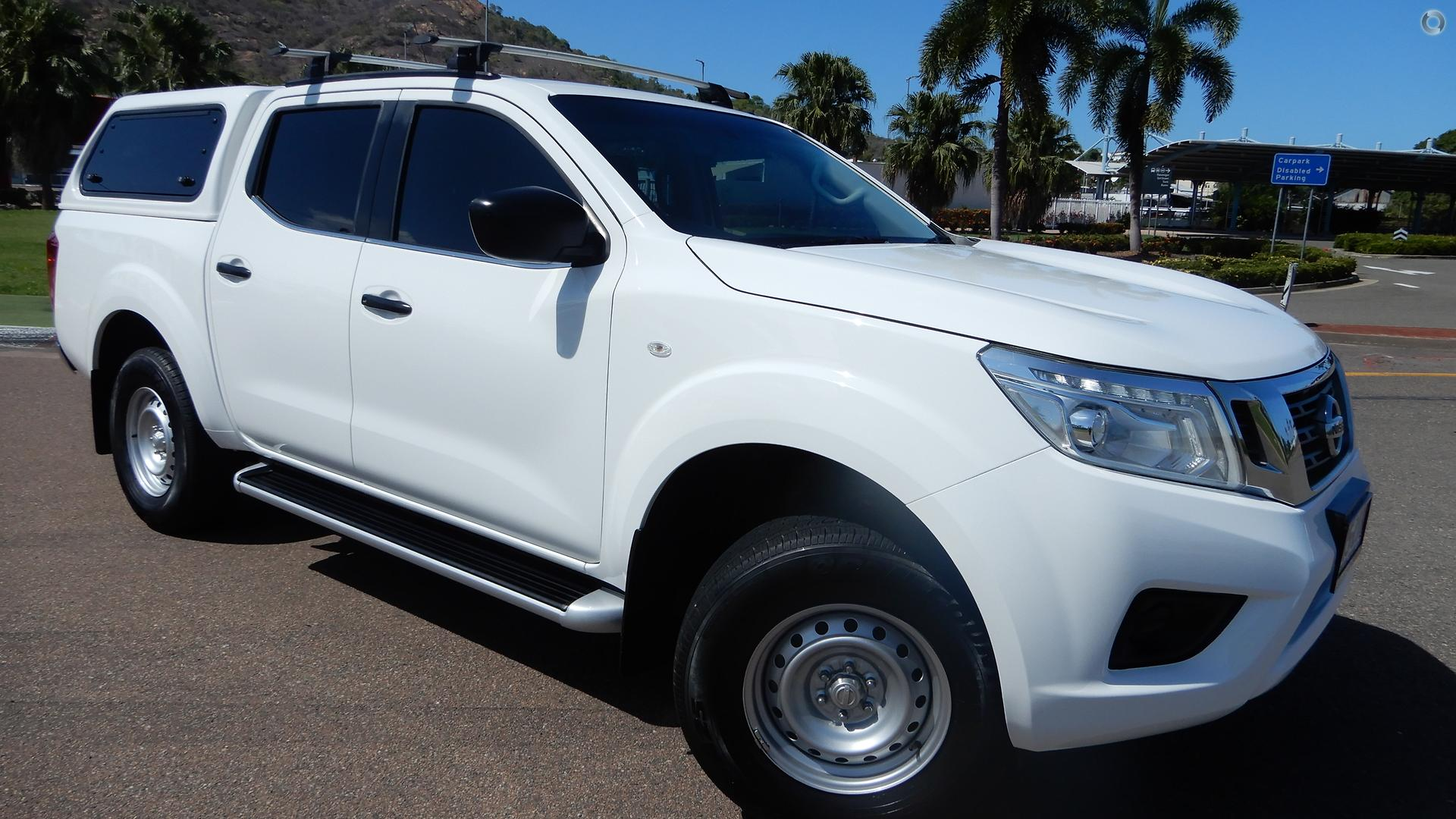 2016 Nissan Navara SL
