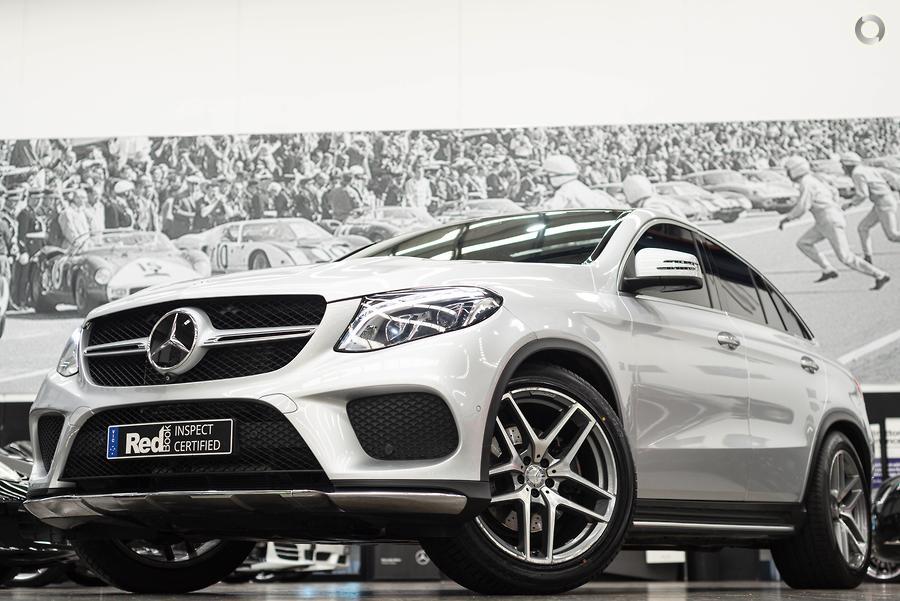 2015 Mercedes-Benz GLE350 d  C292