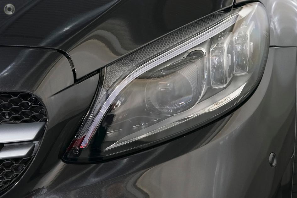 2019 Mercedes-Benz C 43 AMG Coupé