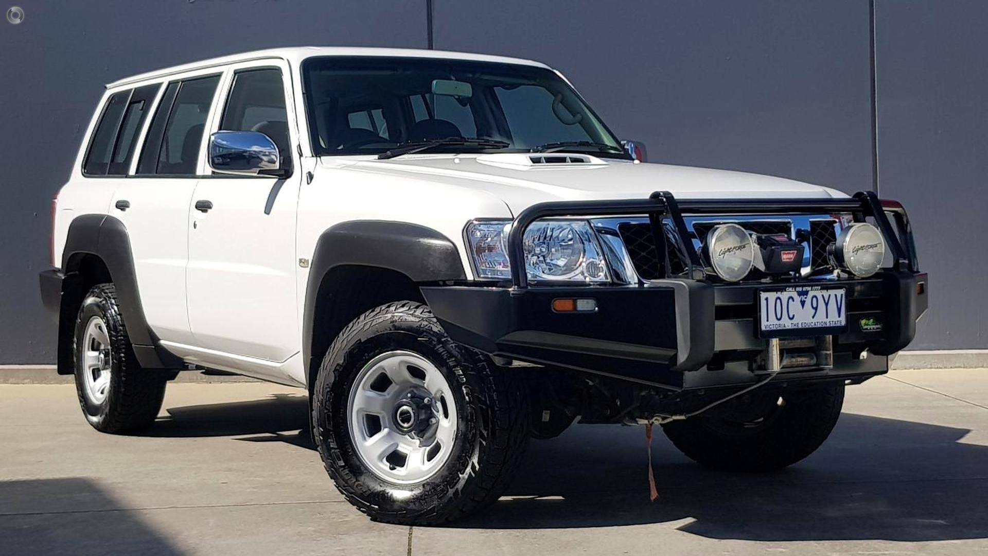 2016 Nissan Patrol Y61