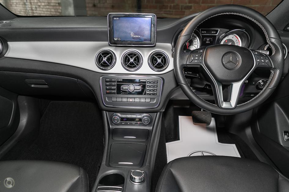 2013 Mercedes-Benz CLA 200 Coupe