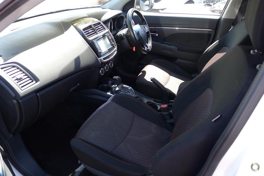 2016 Mitsubishi ASX LS XC