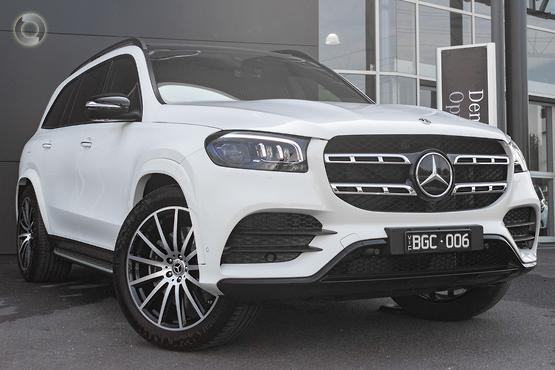 2019 Mercedes-Benz GLS 400 D