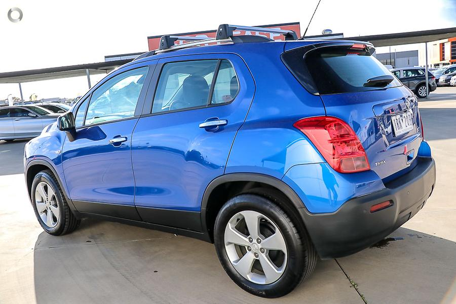 2016 Holden Trax Active TJ