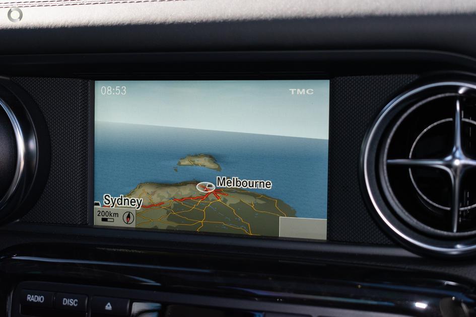 2013 Mercedes-Benz SLK 55 AMG Roadster