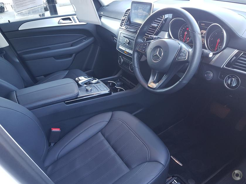 2015 Mercedes-Benz GLE-CLASS Wagon