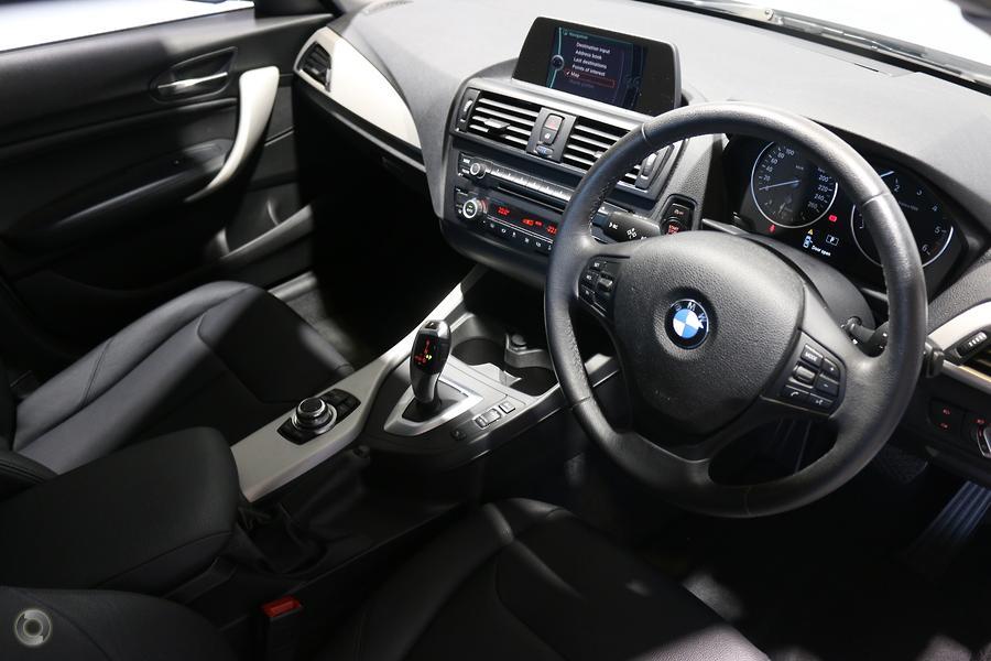 2013 BMW 118d