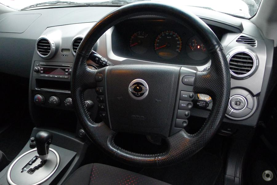 2011 SsangYong Actyon Sports Sports 100 Series
