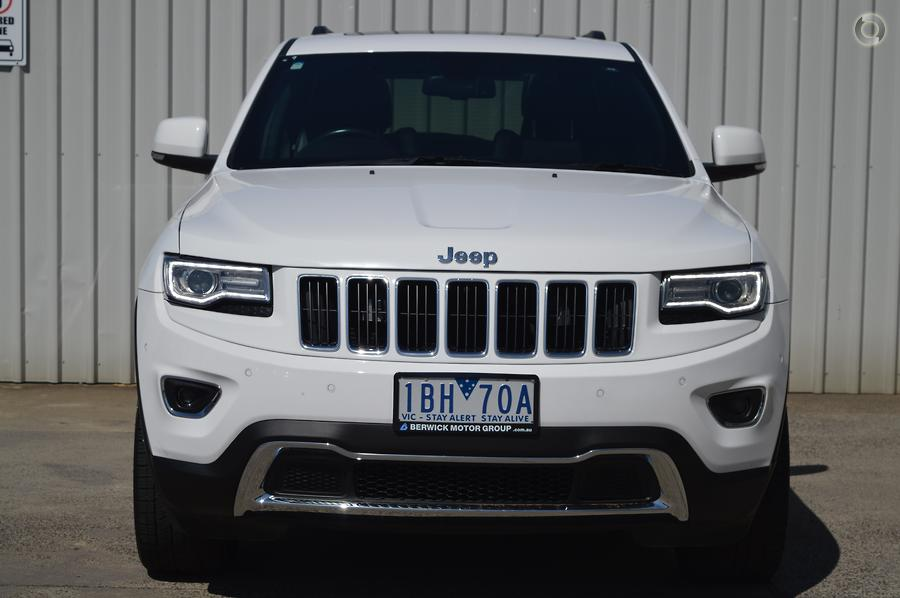 2013 Jeep Grand Cherokee Limited WK
