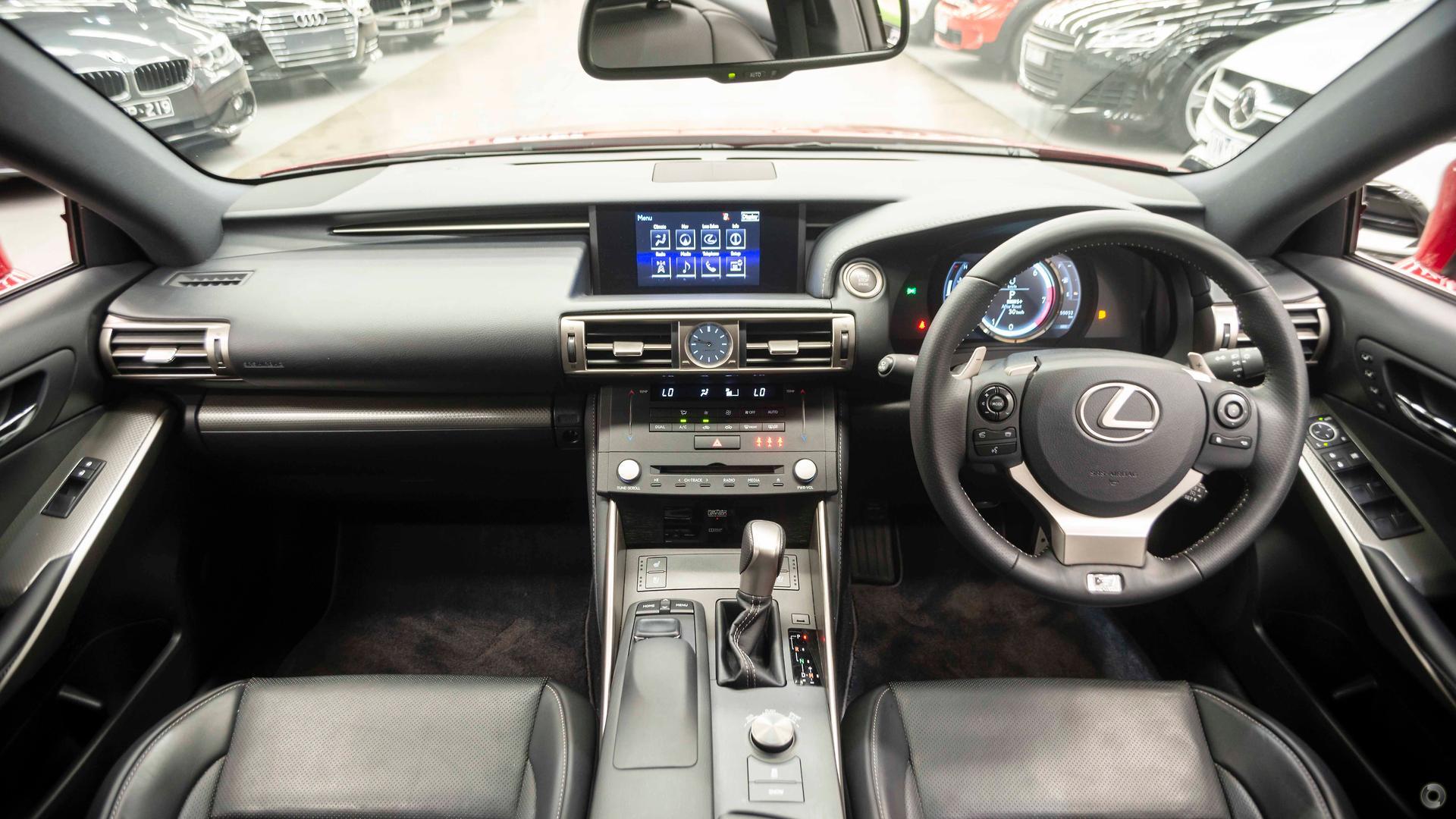 2015 Lexus IS IS350 F Sport GSE31R