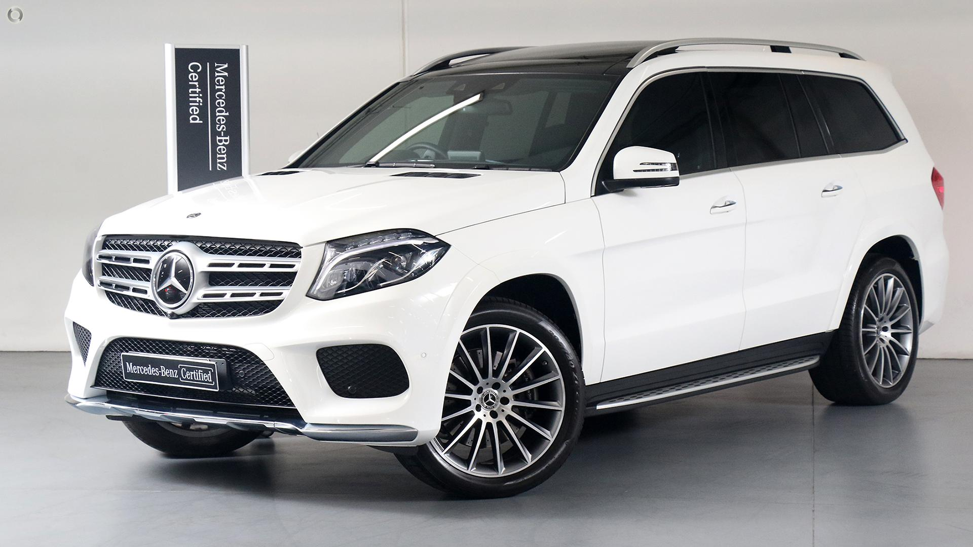 2018 Mercedes-Benz GLS 500 Wagon