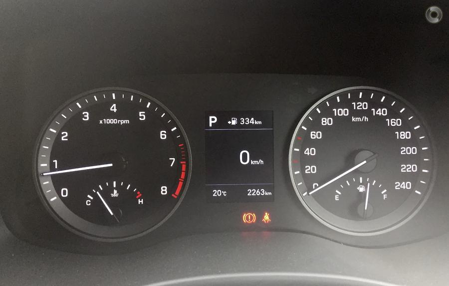 2019 Hyundai Tucson Go TL3