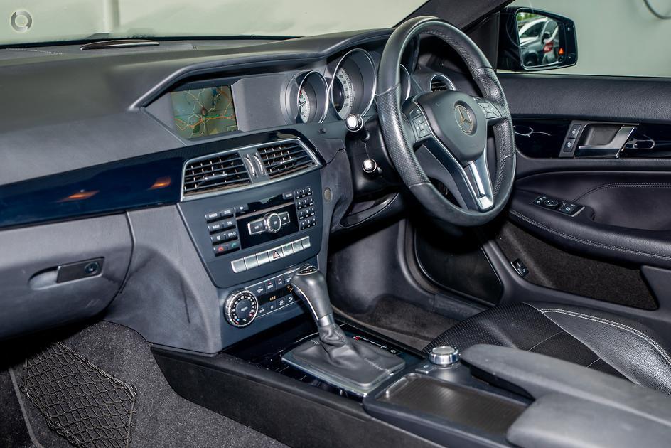 2015 Mercedes-Benz C 180 AVANTGARDE Coupé
