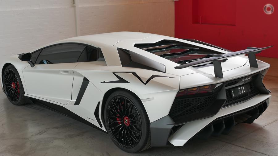 2016 Lamborghini Aventador LP750-4 Superveloce 834