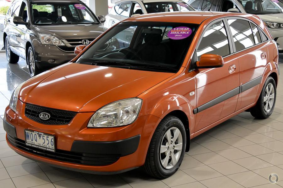 2007 Kia Rio LX JB