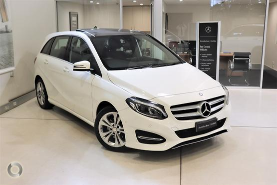 2015 Mercedes-Benz B 200