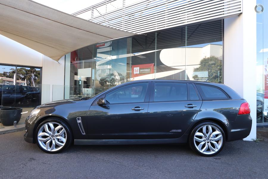 2017 Holden Commodore SS VF Series II