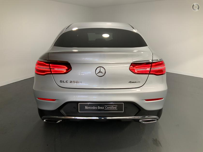2017 Mercedes-Benz GLC 250 D Coupe