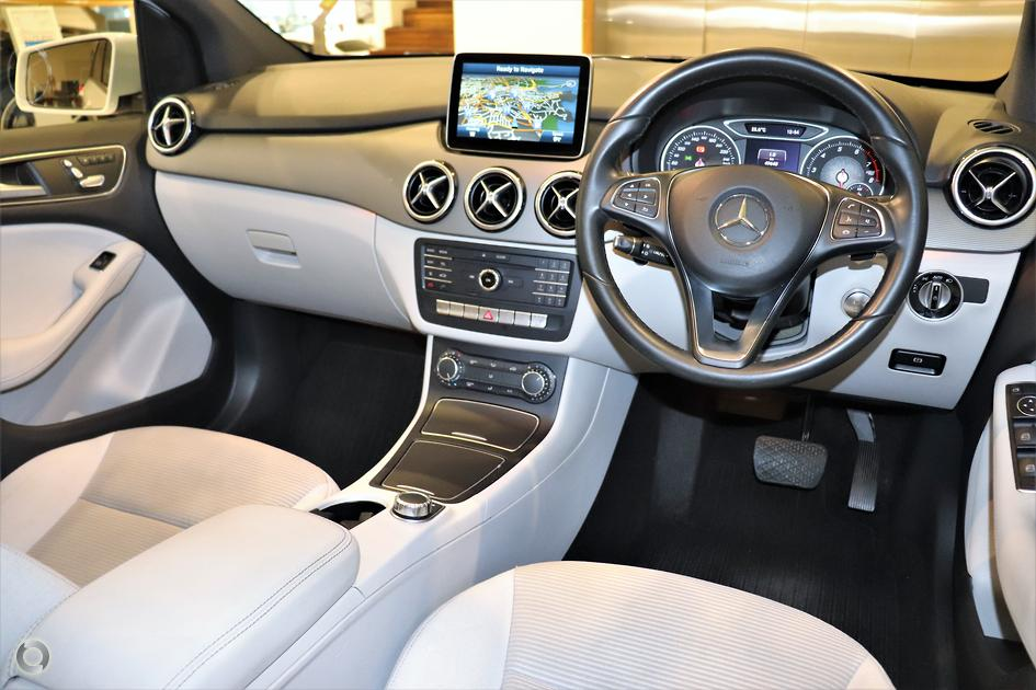 2015 Mercedes-Benz B 180 Hatch