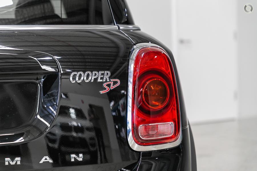 2018 MINI Countryman Cooper SD