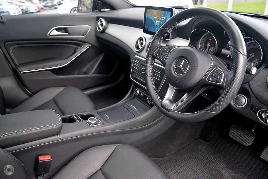 2015 Mercedes-Benz CLA-Class CLA200 C117