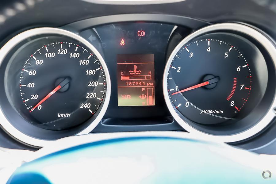 2010 Mitsubishi Lancer Activ CJ