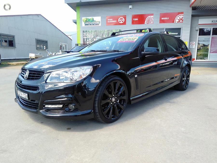 2015 Holden Commodore SS V Sandman VF
