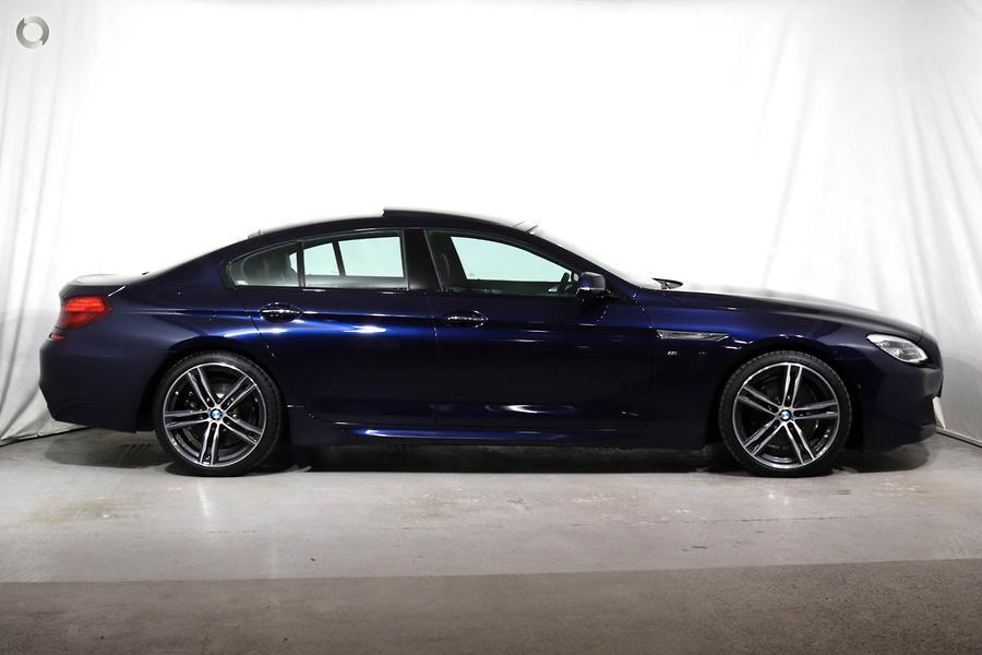 2018 BMW 650i