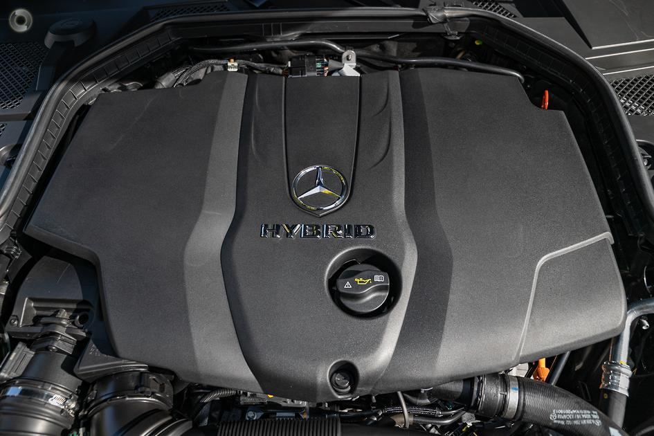 2015 Mercedes-Benz C 300 BLUETEC HYBRID Sedan