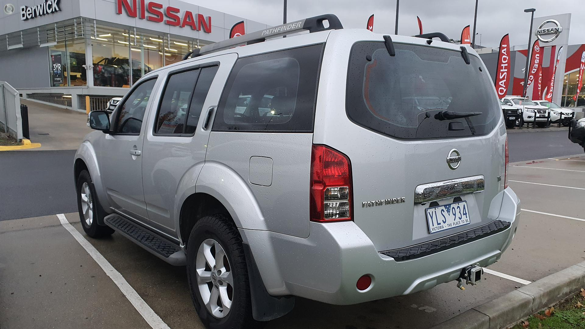 2010 Nissan Pathfinder Ti R51