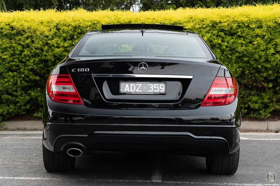 2014 Mercedes-Benz C 180 AVANTGARDE Coupé