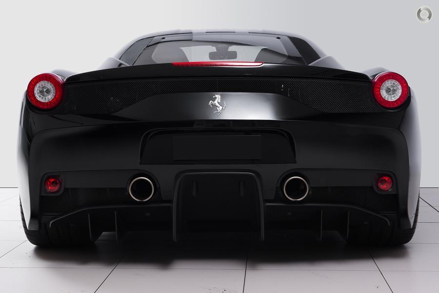 2015 Ferrari 458 Speciale  F142