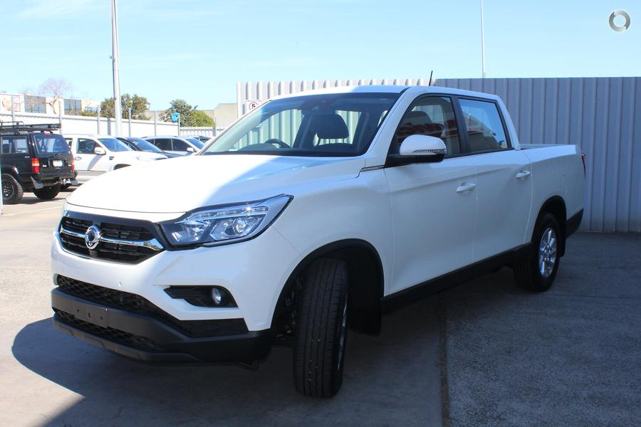 2019 SsangYong Musso Ultimate Plus Q201