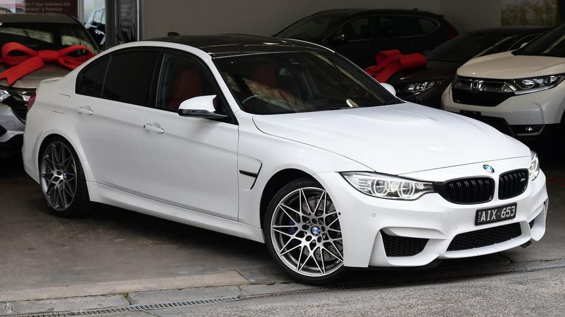 2016 BMW M3 Competition F80 LCI