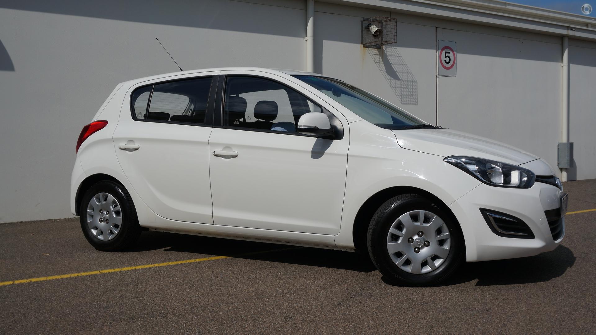 2014 Hyundai i20 Active PB