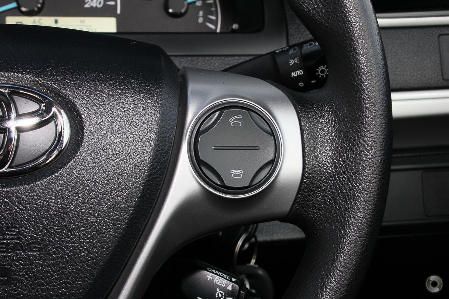 2012 Toyota Camry Altise ASV50R