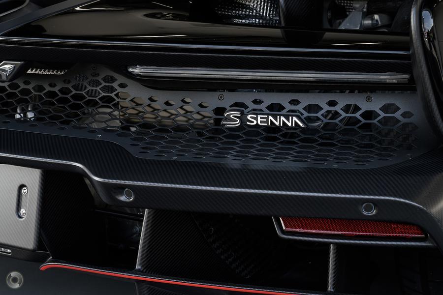 2018 McLaren Senna