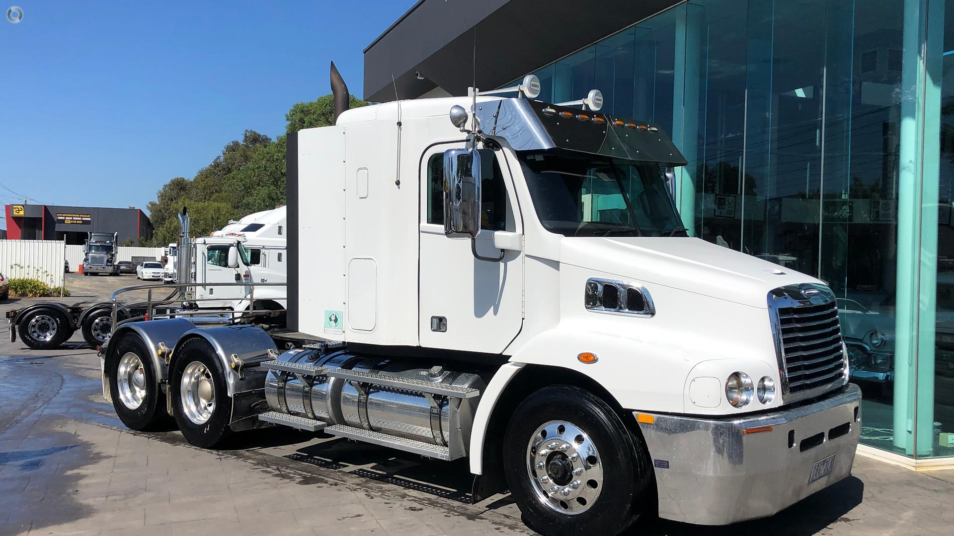 2014 Freightliner Century Class CST112 580,000km PTO Hydraulics