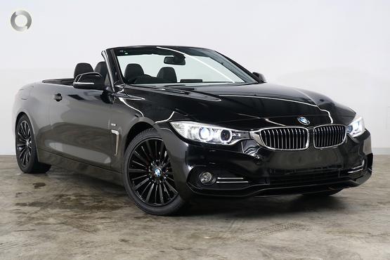2015 BMW 4 Series 420i Luxury Line